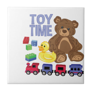 Toy Time Ceramic Tiles