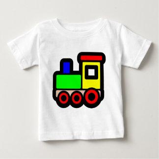 Toy Train Baby T-Shirt