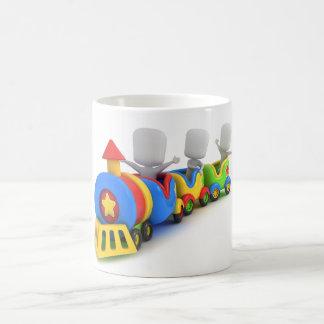 Toy Train Mug