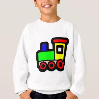 Toy Train Sweatshirt