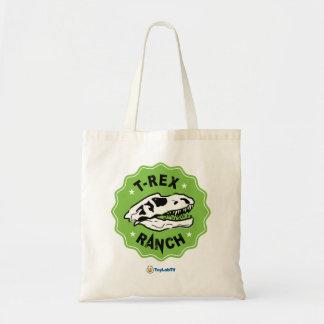 ToyLabTV T-Rex Ranch Kids Dinosaur Mini Tote Bag