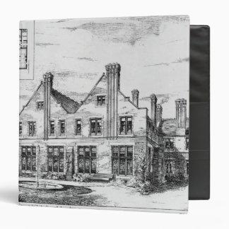 Toynbee Hall Binder