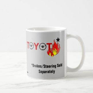 Toyota: Brakes/Steering Sold Separately Coffee Mug