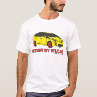 Toyota Prius Synergy Rules T-Shirt
