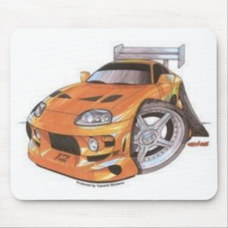 toyota supra mouse pad