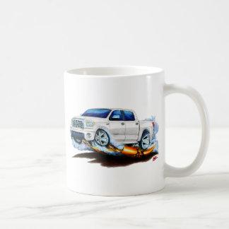 Toyota Tundra Crewmax White Truck Coffee Mug