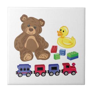 Toys Ceramic Tiles