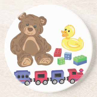 Toys Drink Coasters