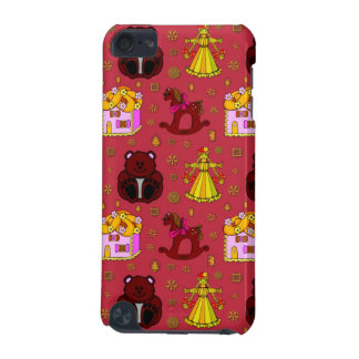 Toys – Golden Dolls & Chocolate Teddy Bears iPod Touch 5G Cover