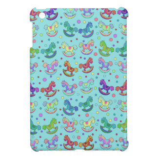 Toys pattern case for the iPad mini