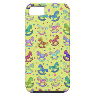 Toys pattern case for the iPhone 5