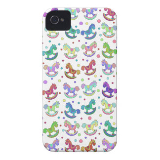 Toys pattern Case-Mate iPhone 4 case