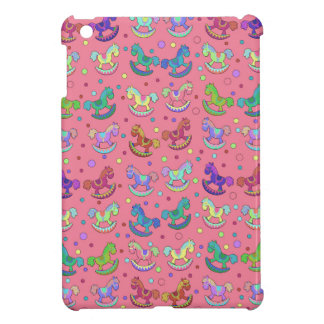 Toys pattern cover for the iPad mini