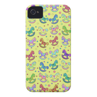 Toys pattern iPhone 4 case