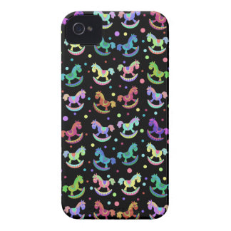 Toys pattern iPhone 4 Case-Mate case