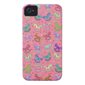 Toys pattern iPhone 4 Case-Mate cases