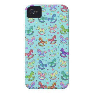 Toys pattern iPhone 4 covers