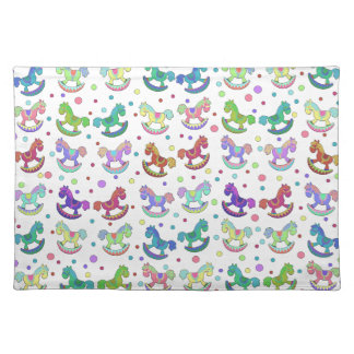 Toys pattern placemat