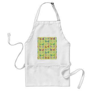 Toys pattern standard apron