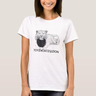 TOYZ4CATZ@ZION T-Shirt