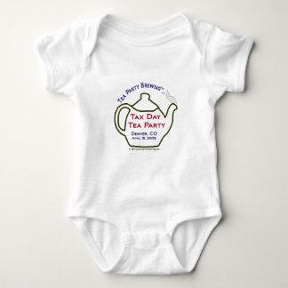 TP0101 Tax Day Tea Party Denver CO Shirt
