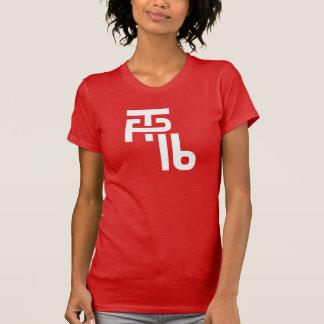 TP 16 -- white - -  T-Shirt