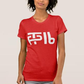 TP 16 - white - -  T-Shirt