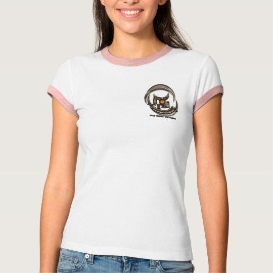 TPA Logo Women's Ringer T-Shirt