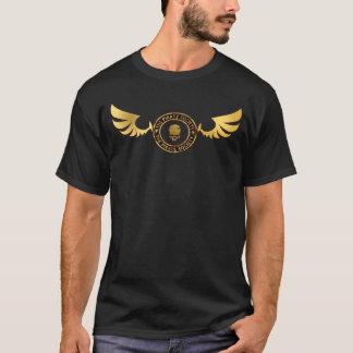 TPS-Gold Logo/Wings T-Shirt
