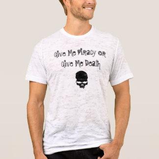 TPS-Skull [Burnout] T-Shirt