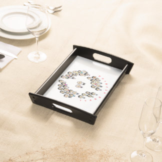 TR Family circle Serving Tray