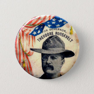 TR for Governor - Button