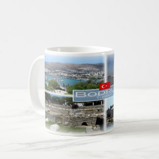 TR Turkey - Bodrum - Coffee Mug