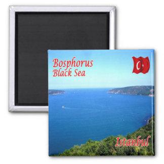TR - Turkey - Istanbul - Bosphorus the Black Sea Magnet