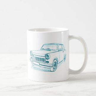 Trabant 1.1 coffee mug