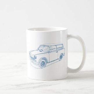Trabant 1-1 Universal Coffee Mug