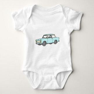 Trabant Baby Bodysuit