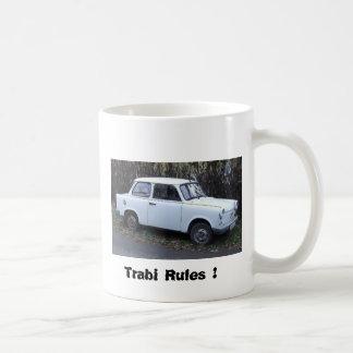 Trabant Car Mug