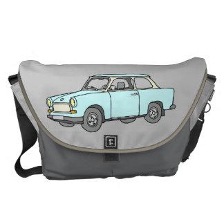 Trabant, East German Oldtimer Courier Bag