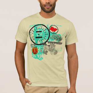 Trabant East German  people's car T-Shirt