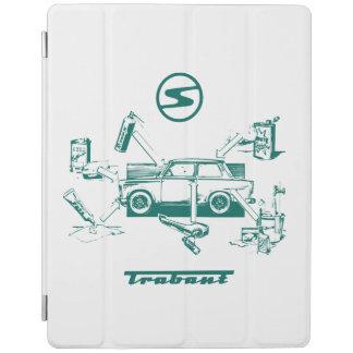 Trabant vintage car iPad Pro Case