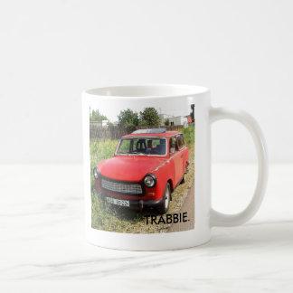 TRABBIE. COFFEE MUG