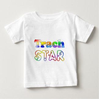 Trach Star Baby T-Shirt