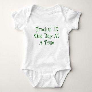 Trachin' It One-sie Baby Bodysuit