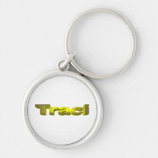 Traci's key chain