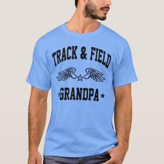 Track and Field Grandpa T-Shirt