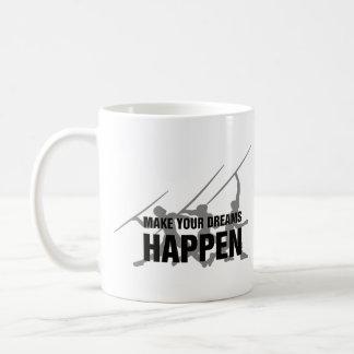 Track and Field Javelin Coffee Mug Gift