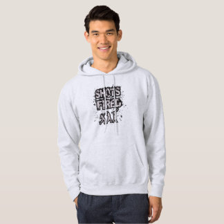 Track and Field Men's Shot Put Throw Hoodie