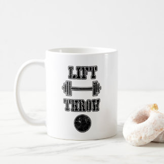 Track and Field Shot Put Throw Coffee Mug Gift