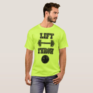 Track and Field Shot Put Thrower Shirt